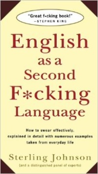 Обложка English as a Second F*cking Language