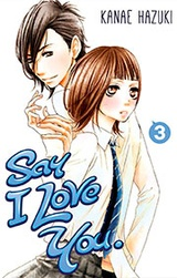 Say I Love You. Vol.3