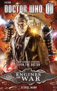Обложка Doctor Who: Engines of War