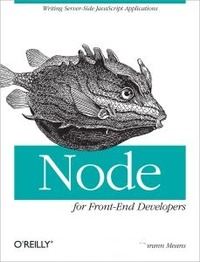 Обложка Node for Front-End Developers