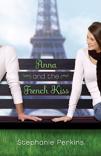 Обложка Anna and the French Kiss