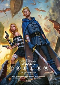 Обложка Fables: The Deluxe Edition: Book Nine