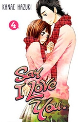 Say I Love You. Vol.4