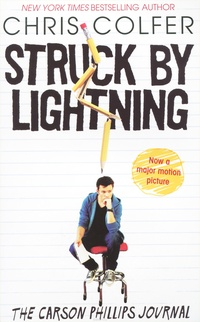 Обложка Struck by Lightning: The Carson Phillips Journal