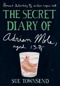 Обложка The Secret Diary of Adrian Mole Aged 13 3/4