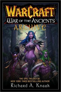 Обложка WarCraft War of the Ancients Archive