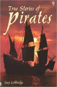 Обложка True Stories of Pirates