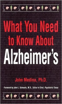 Обложка What You Need to Know about Alzheimer's