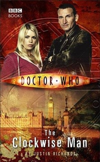 Обложка Doctor Who: The Clockwise Man