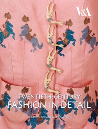 Обложка Twentieth-Century Fashion in Detail