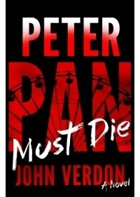 Обложка Peter Pan Must Die: A Novel