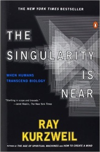 Обложка The Singularity Is Near: When Humans Transcend Biology