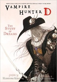 Обложка Vampire Hunter D Volume 5: The Stuff Of Dreams