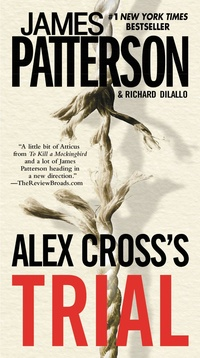 Обложка Alex Cross's Trial