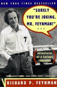 Обложка Surely You're Joking, Mr. Feynman!
