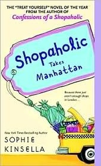 Обложка Shopaholic Takes Manhattan