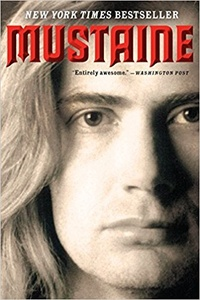 Обложка Mustaine: A Heavy Metal Memoir