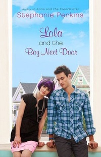 Обложка Lola and the Boy Next Door
