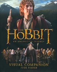 Обложка The Hobbit: An Unexpected Journey