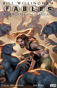 Обложка Fables: Werewolves of the Heartland
