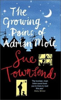 Обложка The growing pains of Adrian Mole