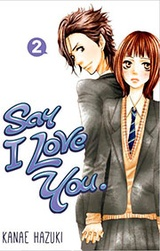 Say I Love You. Vol.2