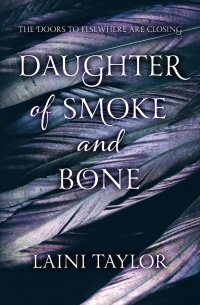 Обложка Daughter of Smoke and Bone