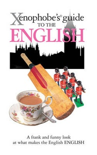 Обложка The Xenophobe's Guide to the English