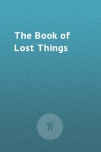 Обложка The Book of Lost Things