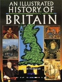 Обложка An Illustrated History of Britain
