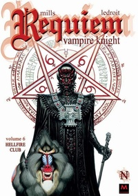 Обложка Hellfire Club: Requiem chevalier vampire #6