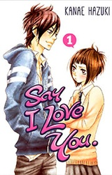 Say I Love You. Vol.1