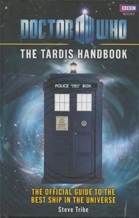 Обложка Doctor Who: The Tardis Handbook