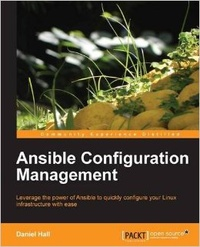 Обложка Ansible Configuration Management