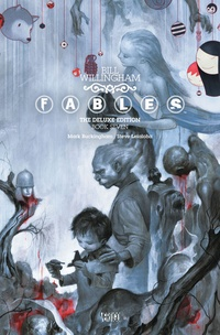 Обложка Fables: The Deluxe Edition: Book 7