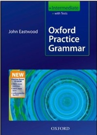 Обложка Oxford Practice Grammar Intermediate: With Answers