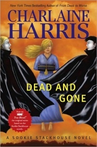 Обложка Dead and Gone (Sookie Stackhouse, Book 9)
