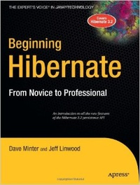 Обложка Beginning Hibernate: From Novice to Professional