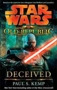Обложка Star Wars: The Old Republic: Deceived