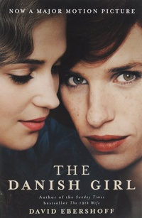 Обложка The Danish Girl