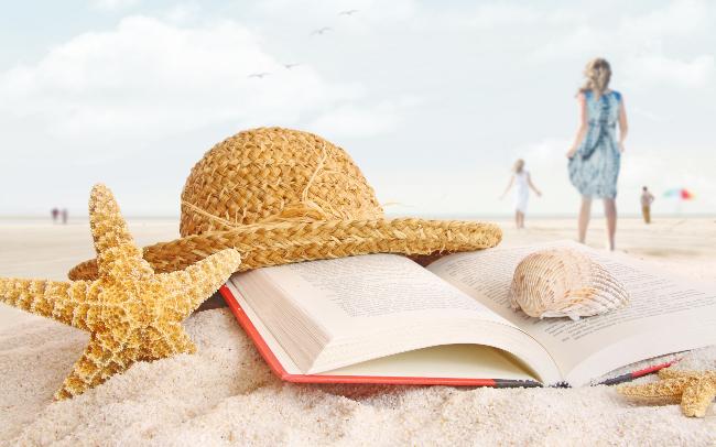 Книги про лето на Readly