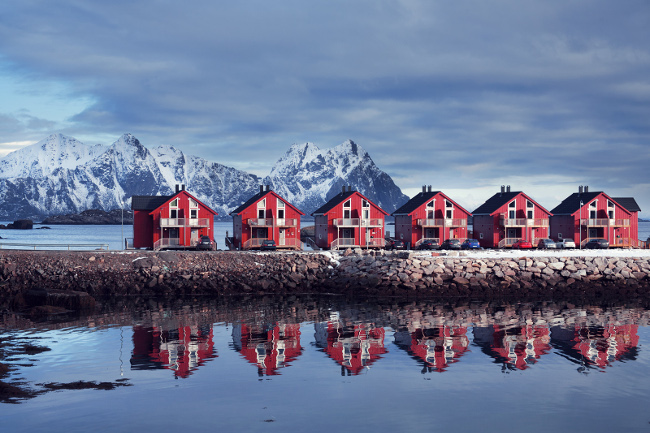 Книги про Норвегию на Readly