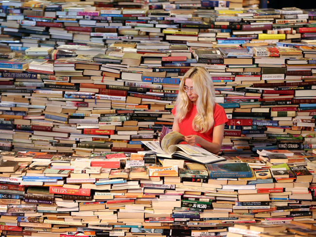 сколько книг можно прочитать за жизнь