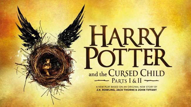 Восьмая книга про Гарри Поттера на Readly