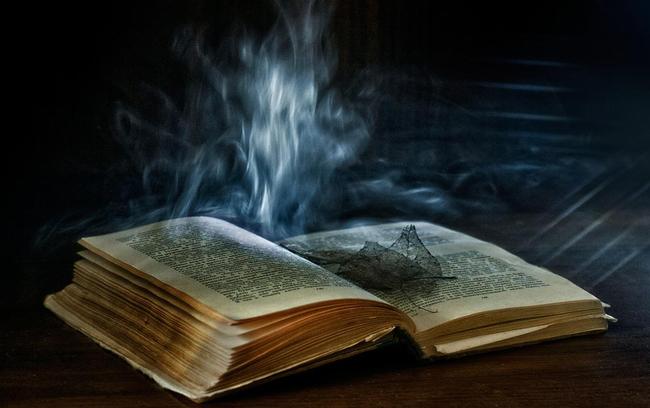Гадание по книге на Readly