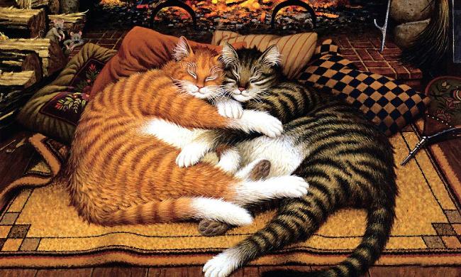 Кошки в литературе на Readly