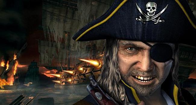 Пираты на Readly